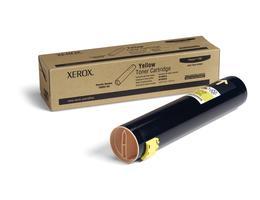 Hochleistungs-Tonerpatrone Gelb (max. 25.000 Seiten) - www.store.xerox.eu