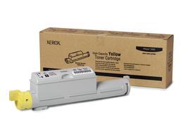 HoCHleistungs-Tonerpatrone Gelb, Phaser 6360 - www.store.xerox.eu
