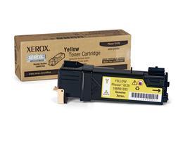 Yellow Toner Cartridge, Phaser 6125 - www.store.xerox.eu