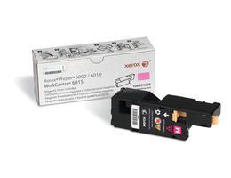 Phaser 6000/6010 / Workcentre 6015, Standard-Tonerpatrone Magenta (1.000 Seiten) - www.store.xerox.eu