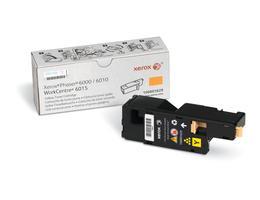 Phaser 6000/6010 / Workcentre 6015, Standard-Tonerpatrone Gelb (1.000 Seiten) - www.store.xerox.eu