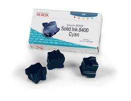 Cyan Ink (3 Per Box ) 8400 - www.store.xerox.eu