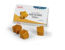 Yellow Ink (3 Per Box ) 8400 - www.store.xerox.eu
