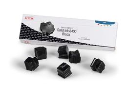 Black Ink (6 Per Box) 8400 - www.store.xerox.eu