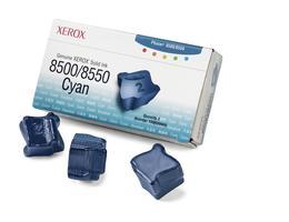 Genuine Xerox Solid Ink 8500/8550 Cyan (3 sticks) - www.store.xerox.eu