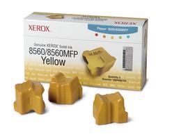 Genuine Xerox Solid Ink 8560MFP/8560 Gelb (3.400 Seiten) - www.store.xerox.eu