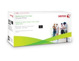 Black toner cartridge. Equivalent to Brother TN7600 - www.store.xerox.eu