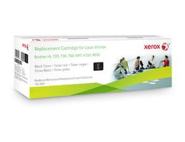 Black toner cartridge. Equivalent to Brother TN200 - www.store.xerox.eu