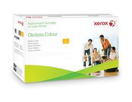 Cartuccia toner giallo. Equivalente a Oki 43487709 - www.store.xerox.eu