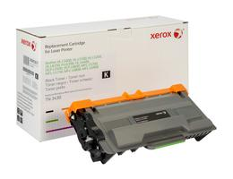 Black toner cartridge. Equivalent to Brother TN3430 - www.store.xerox.eu