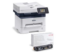 Xerox B215 Pack Télétravail: B215V_DNI 4-en-1 Imprimante Mono Multifonction avec 1 Cartouche de toner en plus - jusqu'à 4 500 pages - www.store.xerox.eu