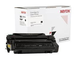 Everyday Black Toner, replacement for HP Q6511X, from Xerox, 12000 pages - www.store.xerox.eu