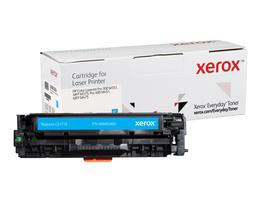 Everyday Cyan Toner compatible with HP CE411A - www.store.xerox.eu