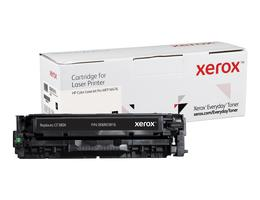 Everyday Black Toner, replacement for HP CF380X, from Xerox, 4400 pages - www.store.xerox.eu