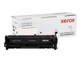 Everyday Black Toner, replacement for HP CF380A, from Xerox, 2400 pages - www.store.xerox.eu