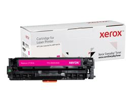 Everyday Magenta Toner, replacement for HP CF383A, from Xerox, 2700 pages - www.store.xerox.eu