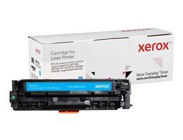 Xerox Everyday Cyan Toner, replacement for HP CC531A/ CRG-118C/ GPR-44C - www.store.xerox.eu