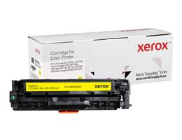 Xerox Everyday Yellow Toner, replacement for HP CC532A/ CRG-118Y/ GPR-44Y - www.store.xerox.eu