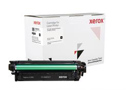 Everyday Black Toner, replacement for HP CE260A, from Xerox, 8500 pages - www.store.xerox.eu