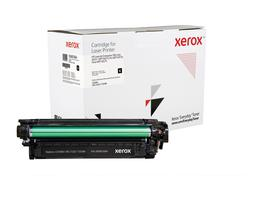 Everyday Black Toner, replacement for HP CE400X, from Xerox, 11000 pages - www.store.xerox.eu