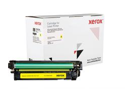 Everyday Yellow Toner, replacement for HP CE402A, from Xerox, 6000 pages - www.store.xerox.eu