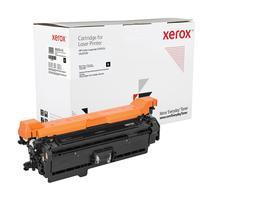 Everyday-Toner in Schwarz, Xerox-Entsprechung für HP CE250X, 10500 Seiten - www.store.xerox.eu