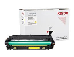 Xerox Everyday Yellow Toner, replacement for HP CE342A/CE272A/CE742A - www.store.xerox.eu