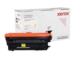 Everyday-Toner in Gelb mit Standard-Ergiebigkeit, Xerox-Entsprechung für HP CF032A - www.store.xerox.eu