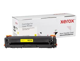Everyday Yellow Toner compatible with HP 204A (CF532A), Standard Yield - www.store.xerox.eu